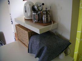 IKEA,LACK,キッチン,棚,作り付け